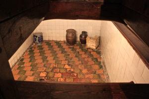 NR 20 keuken drijvende kelder