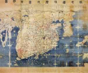 NR 96 map Gangnido