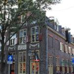 KLM house No. 13 - De Gekroonde Bijenkorf (1687) , Kamp 10, Amersfoort