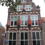KLM house No.17 (1642) - Spieringstraat 1-3, Gouda