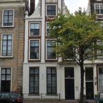 KLM house No.19 (1664) - Rapenburg 31, Leiden