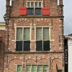 KLM house No. 20 (1530) - Edam Museum, Damplein 8, Edam
