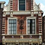 KLM house No. 24 (1546)  - Mient 31, Alkmaar