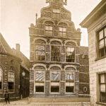 KLM house No. 25 (1642) - Spieringstraat 1-3, Goude