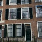 KLM house No. 26 - Mata Hari's Love Nest (1800) - Nieuwe Uitleg 16, Den Haag