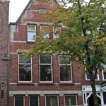 KLM house No. 31 (1916) - Koornmarkt 87, Delft