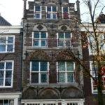 KLM house No. 32 - De Hantbooch (1540), Koornmarkt 81, Delft