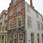 KLM house No. 34 (1540) - Wijnhaven 16, Delft