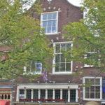 KLM house No. 36 (1690) - Hippolytusbuurt 8, Delft