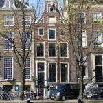 KLM house No. 38 (1670) - Herengracht 607, Amsterdam