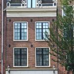 KLM house No. 43 (1879) - Prinsengracht 516, Amsterdam