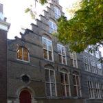 KLM house No. 44 (1626) - Hooglandse Kerkgracht 19, Leiden