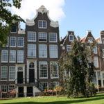 KLM house No. 46 (1740) - Begijnhof 27, Amsterdam