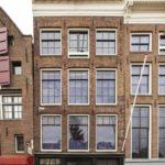 KLM house No. 47 (1850) - Prinsengracht 263, Amsterdam