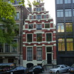 KLM house No. 53 (1618) - herengracht 203, Amsterdam