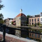 KLM house No. 55 (1725) - Oude sluis 19, Schiedam