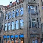KLM house No. 75 (1913)  - Hofweg 9 - 11, Den Haag
