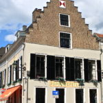 KLM house No. 77 (1560) Schoolstraat 2, Breda