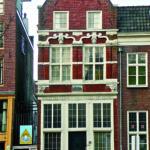 KLM house No. 8 (1615) - Int Slodt van Egmond, OZ Voorburgwal 18, Amsterdam