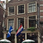 KLM house No. 80 (1650) - Gravenstraat 18, Amsterdam