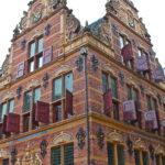 KLM house No. 81 (1635) - Waagplein 1, Groningen