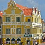 KLM house No. 85 (1708) - Heerenstraat 1, Willemstad, Curacao