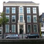 KLM house No. 93 (1752 ) - Rapenburg 19, Leiden