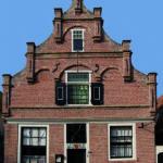 KLM house No. 94 (1591) - Kogerstraat 1, Den Burg, Texel