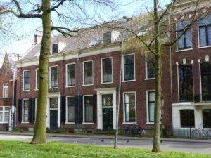 98 KLM-huisje Kleine Houtweg 65 Haarlem